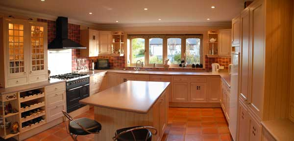 29 brookfield kitchen for Pavimento cotto arredamento moderno